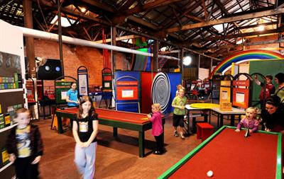 Awesome Kids (9-12 years) - Discovery Centre